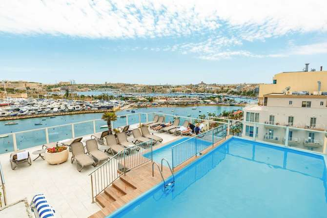 Bayview Hotel & Appartementen Sliema