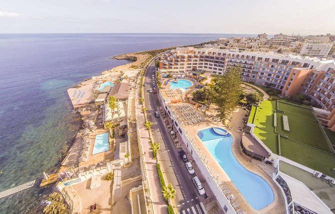 Dolmen Resort Hotel Qawra