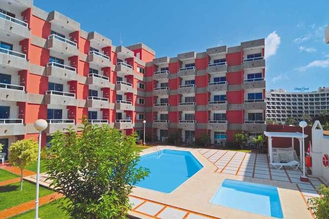 Appartementen Don Gregorio Playa del Inglés