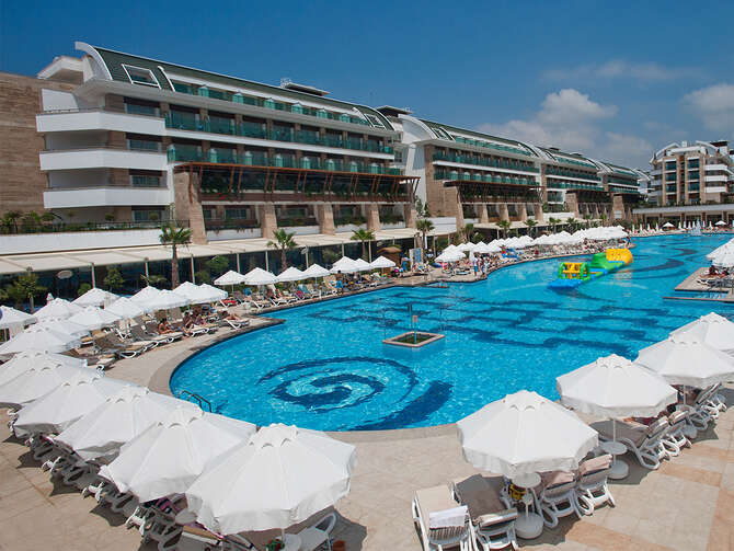 Crystal Waterworld Resort & Spa Belek