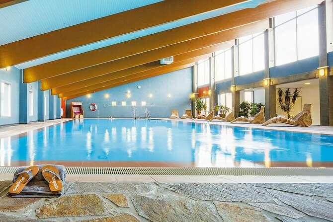 Eurostrand Resort Moseltal Leiwen