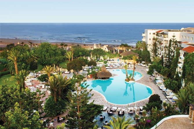 Hotel Riu Tikida Beach Agadir