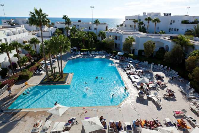 Royal Decameron Tafoukt Beach Hotel Agadir