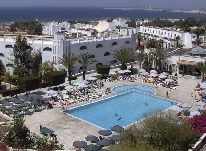 Hotel Le Tivoli Agadir