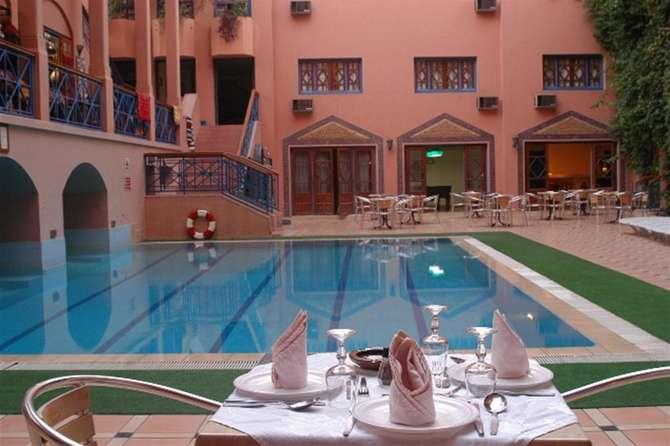Hotel Oudaya Marrakech
