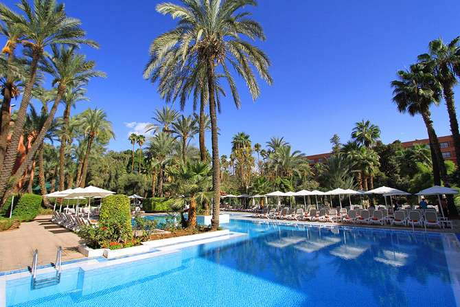 Hotel Kenzi Farah Marrakech