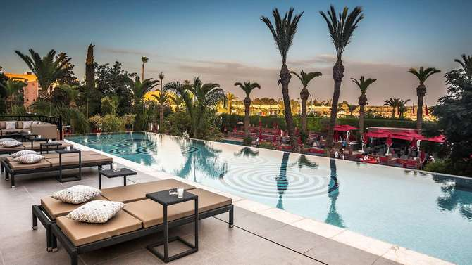 Sofitel Marrakech Lounge & Spa & Palais Imperial Marrakech