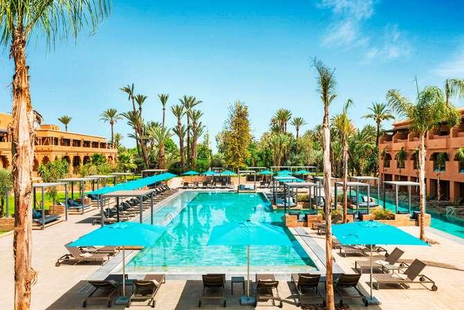 Hotel Riu Tikida Garden Marrakech