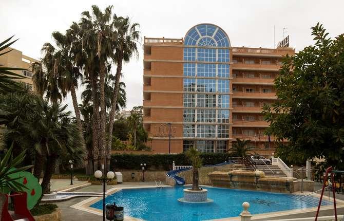 Hotel Tropic Relax Benidorm