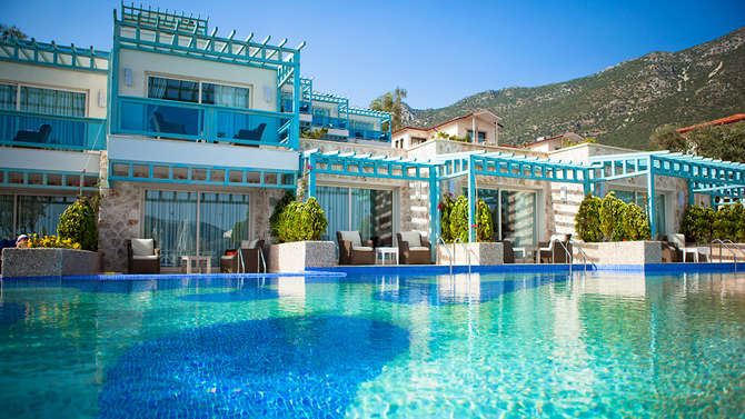 Asfiya Seaview Hotel Kalkan
