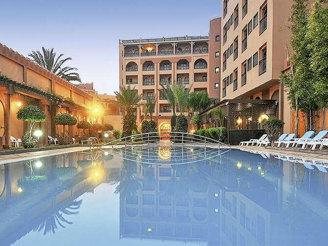 Diwane Hotel Marrakech