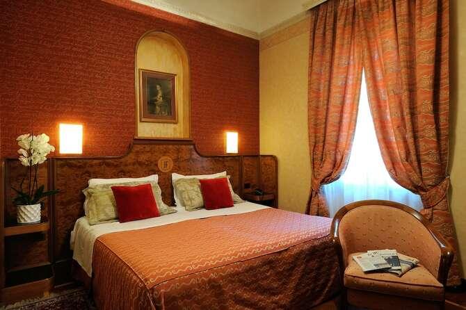 Hotel Farnese Rome