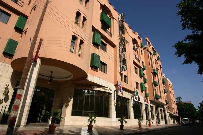 Hotel Meryem Marrakech