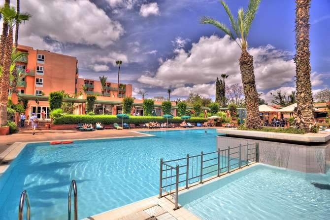Hotel Farah Marrakech Marrakech