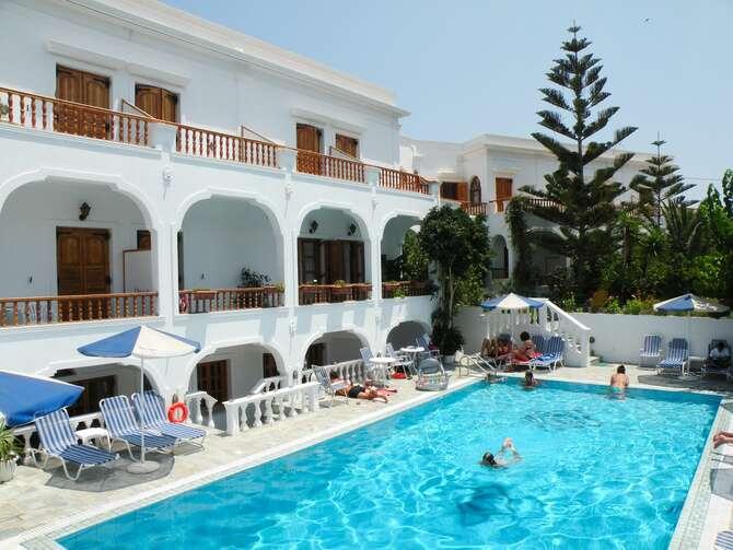 Hotel Armonia Kamari