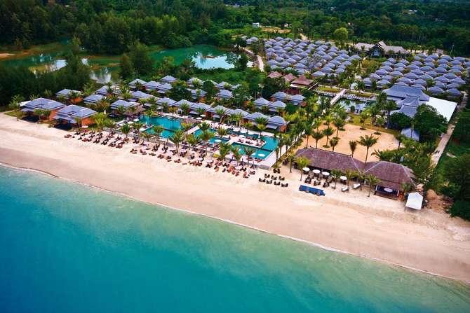 Beyond Resort Khaolak, 8 dagen