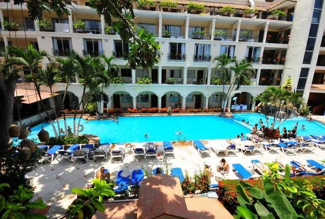 Playa Los Arcos Hotel Puerto Vallarta