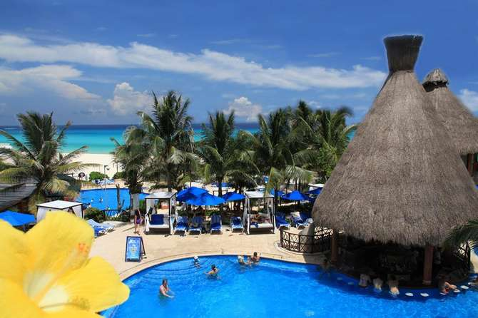 The Reef Playacar Resort Playa del Carmen