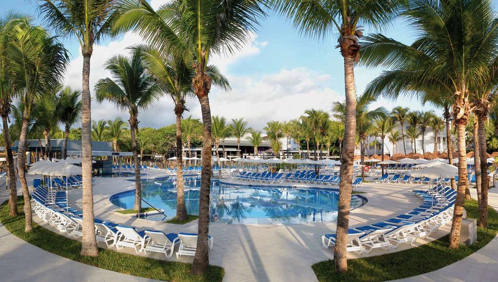 Riu Yucatan, 9 dagen
