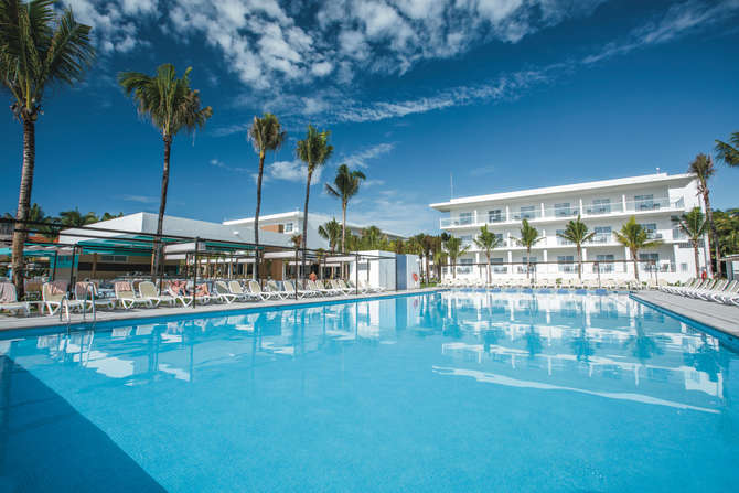 Hotel Riu Playacar Playa del Carmen