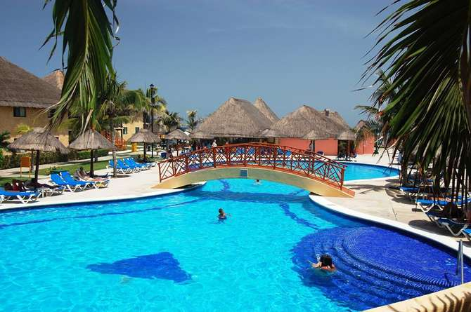 Occidental Allegro Playacar Resort Playa del Carmen