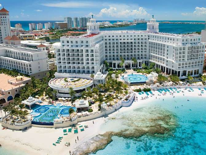 Hotel Riu Palace Las Americas Cancún