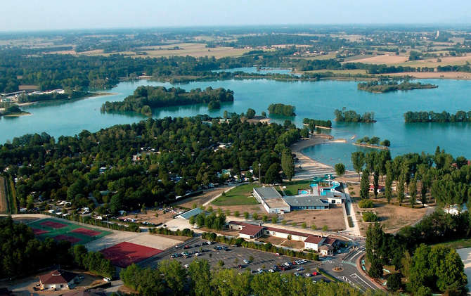 La PlaineTonique Camping Montrevel-en-Bresse