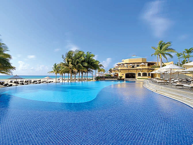 Occidental Royal Hideaway Playacar Resort Playa del Carmen