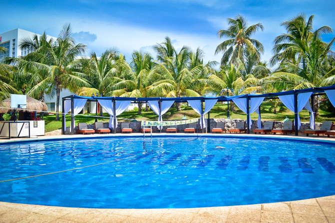 Celuisma Dos Playas Cancun Hotel Cancún