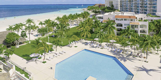 Beachscape Kin Ha Villas & Suites Cancún