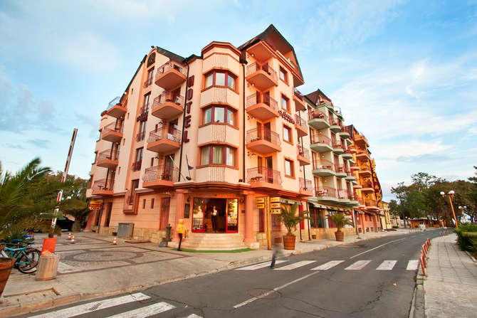Hotel Staint George Pomorie