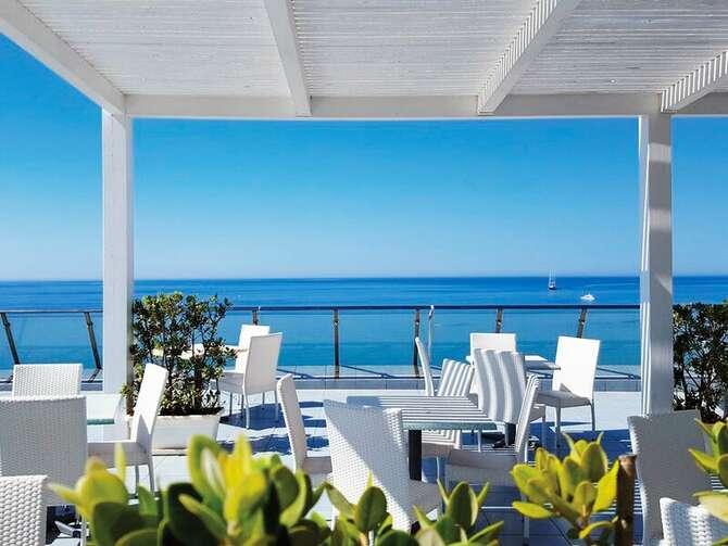Hotel Admeto Marinella
