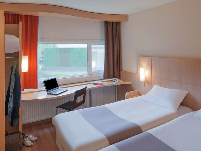 Hotel Ibis Schiphol Amsterdam Airport Badhoevedorp