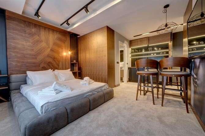 Black Pearl Luxury Suites Belgrado