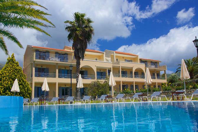 Alkioni Hotel Katelios