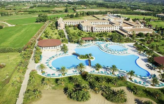 Club Hotel Marina Beach Orosei