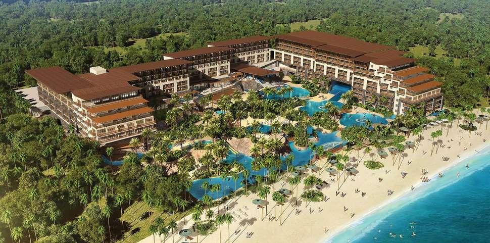 Now Natura Riviera Cancun, 8 dagen