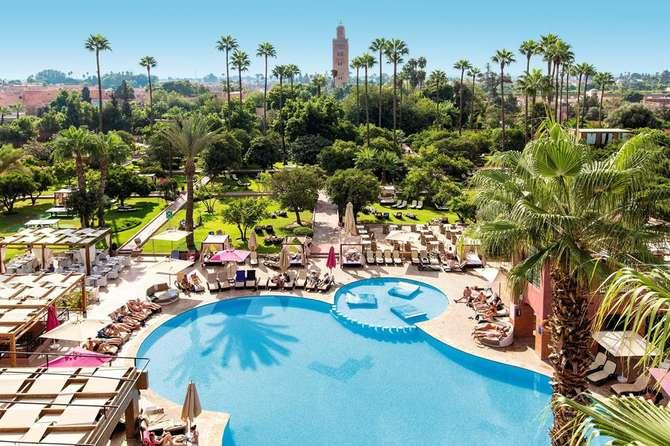 Sensimar Medina Gardens Marrakech