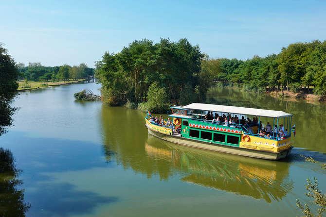 Vakantiepark Beekse Bergen Hilvarenbeek