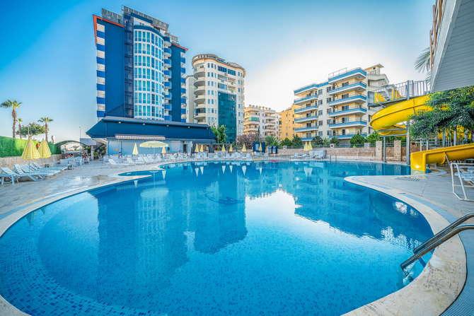 Arsi Blue Beach Hotel Alanya