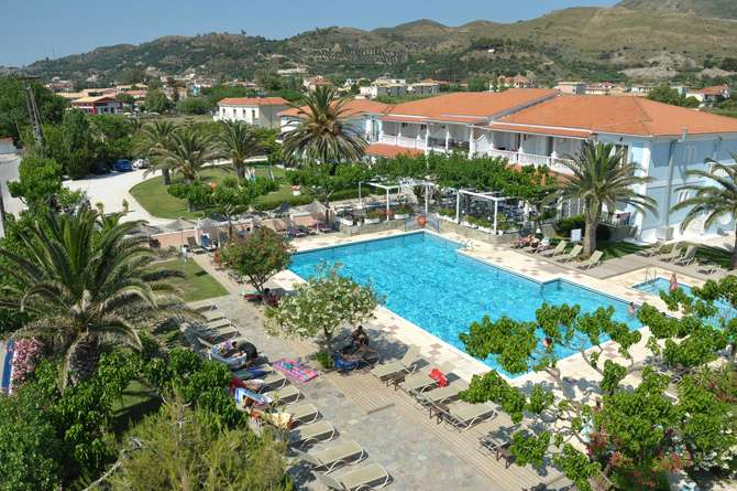 Sirocco Hotel Kalamaki