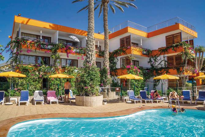 Appartementen San Nicolas Playa del Inglés