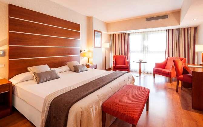 Hotel Monte Malaga Málaga