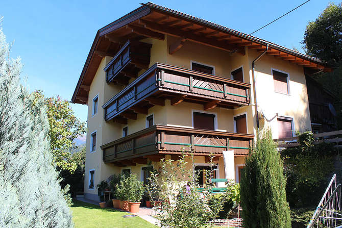 Appartementen Hotter Zell am Ziller