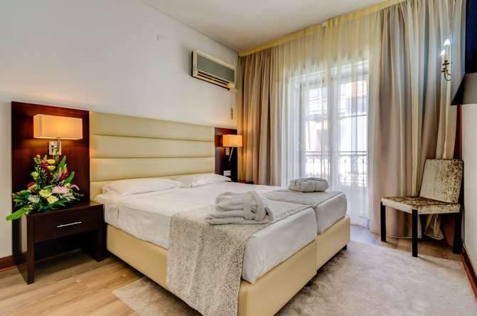 LX Rossio Hotel Lissabon