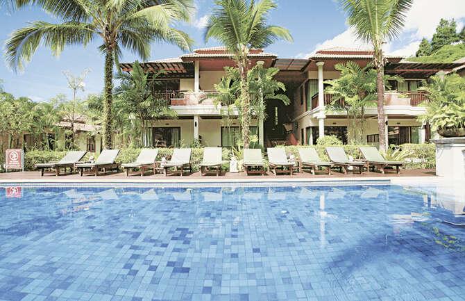 Khaolak Bayfront Resort Khao Lak