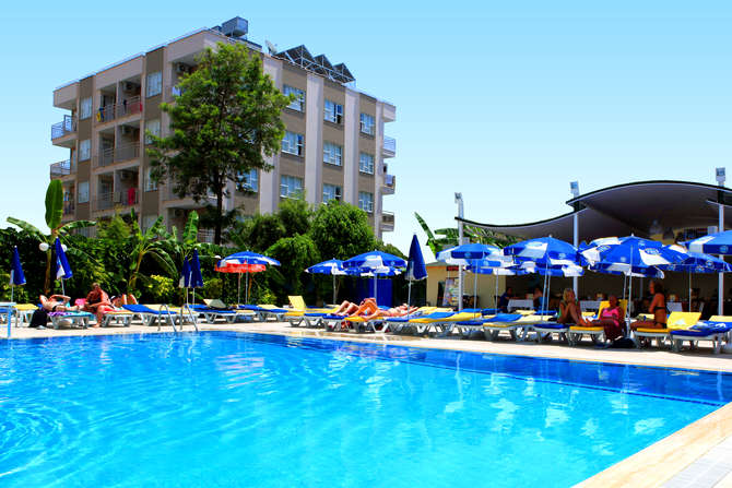Perle Apart Hotel Alanya