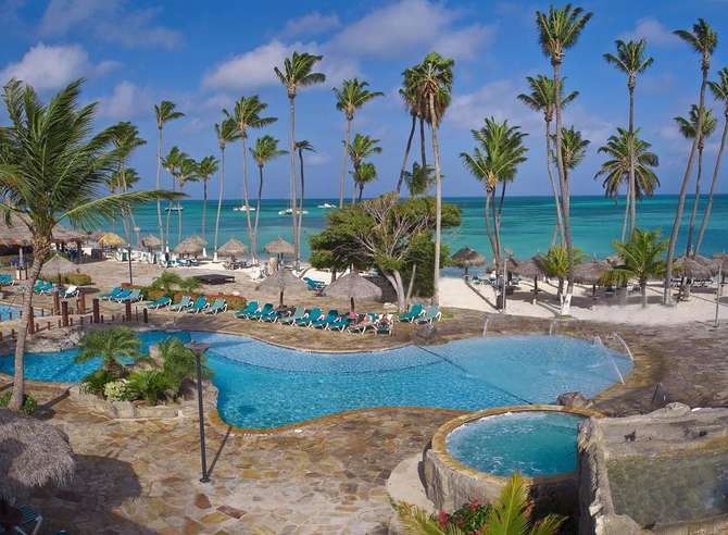 Holiday Inn Resort Aruba Beach Resort & Casino Palm Beach