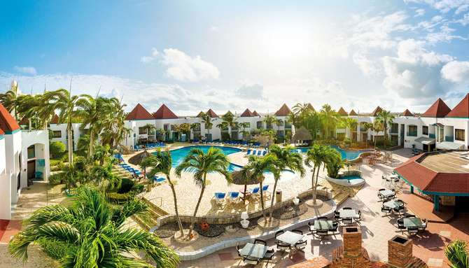 The Mill Resort & Suites Aruba Palm Beach