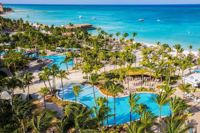 Hilton Aruba Caribbean Resort & Casino Palm Beach